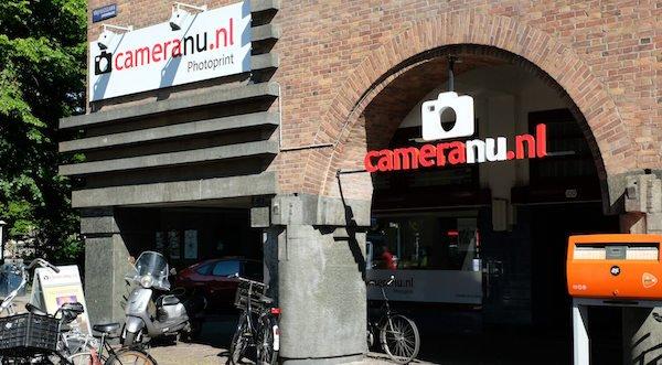 CameraNu.nl-winkel in Amsterdam