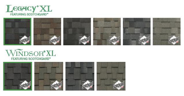Malarkey Shingles Colors