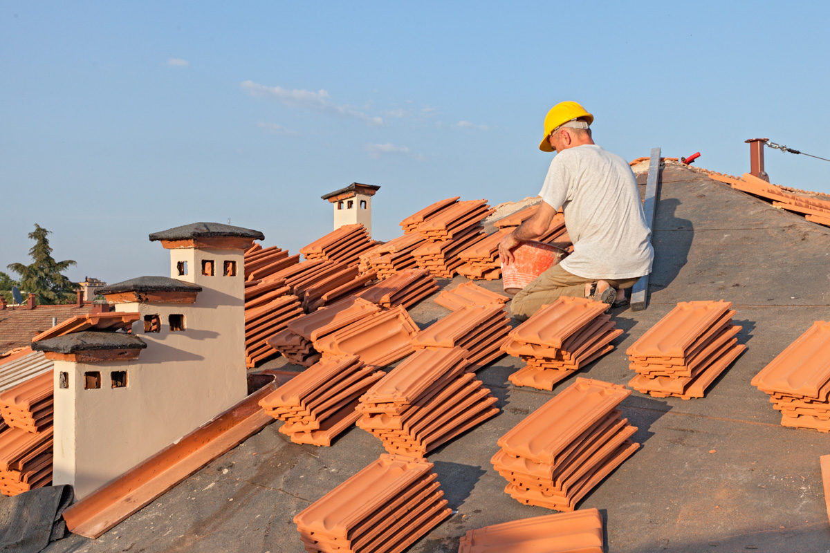 Residential and Commercial Roofing by Element Roofing.