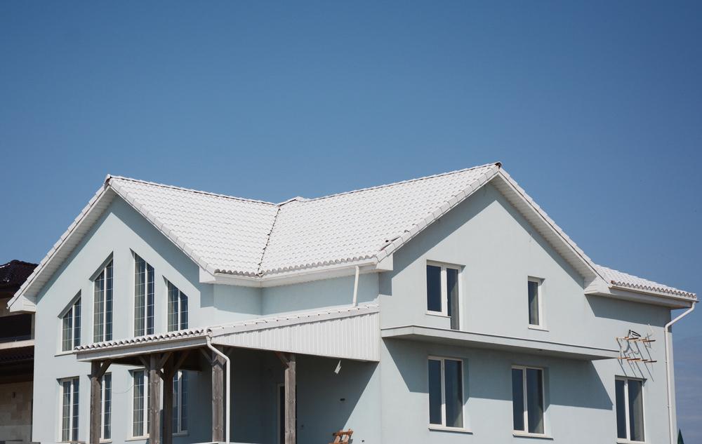 Metal Cool Roof