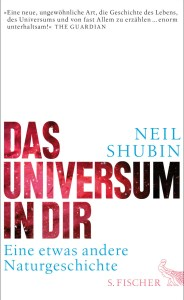Cover Shubin Universum in dir