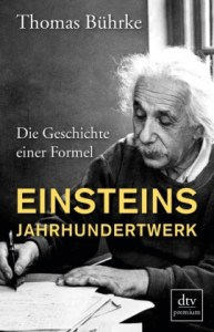 Cover Buehrke Einstein