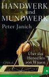 Cover Janich Handwerk