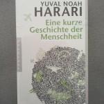 Verlosung: Yuval Noah Harari: Eine kurze Geschichte der Menschheit