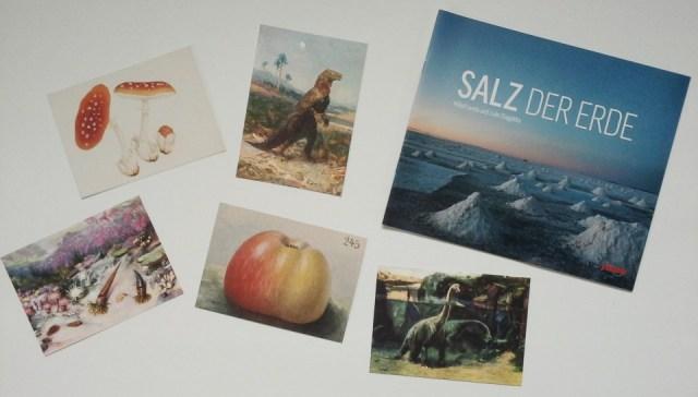 Postkarten von Matthes & Seitz, Leseprobe vom Mare Verlag