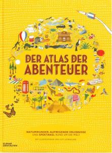 Cover Letherland Atlas der Abenteuer