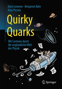 Cover Quirky Quarks