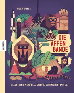 Cover Davey Affenbande