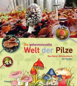 Cover Lüder Pilze