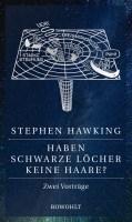 Cover Hawking Schwarze Loecher