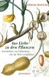 Cover Mancuso Liebe Pflanzen