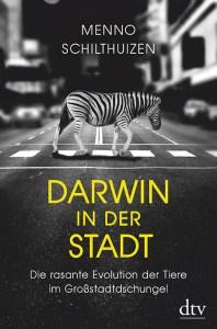 Cover Schilthuizen Darwin Stadt