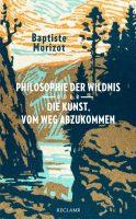 Cover Morizot Philosophie der Wildnis