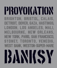 Cover Tapies Banksy Provokation