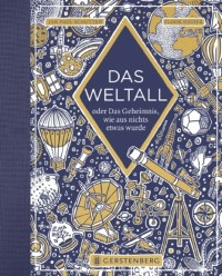 Cover Schutten Rieder Weltall
