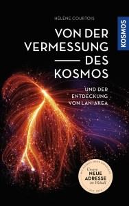 Cover Courtois Von der Vermessung des Kosmos
