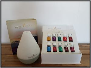 Are You Diffusing Essential Oils?