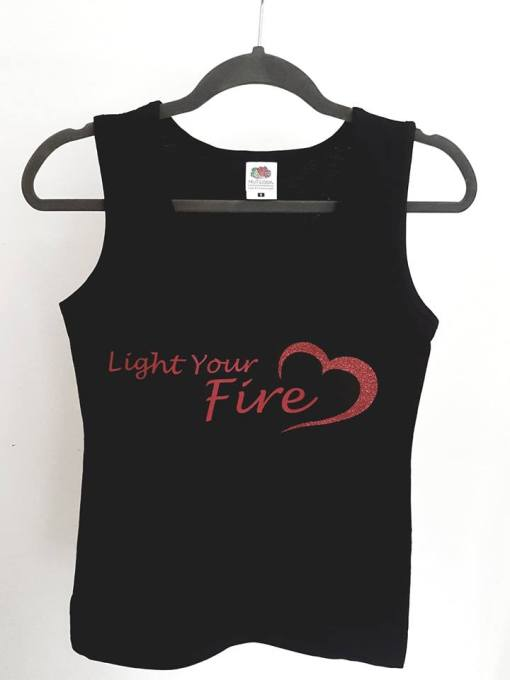 Light Your Fire Vest