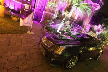 Cadillac CTS Coupe V Launch