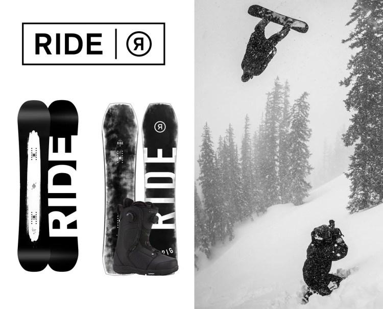 Ride-Snowboard Brand