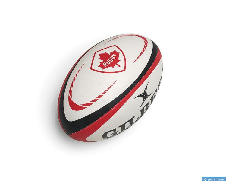 Rugby Canada Logo Usage