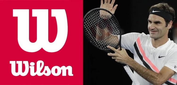 Wilson Tennis Brand