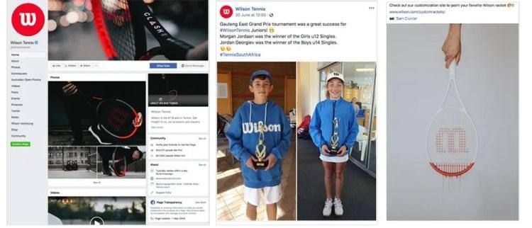 Wilson Social Media