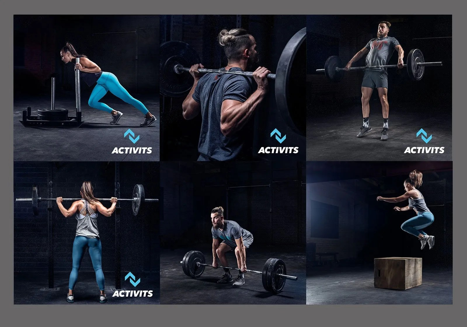 Activits Brand Photography
