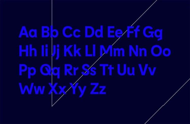 CEV Font