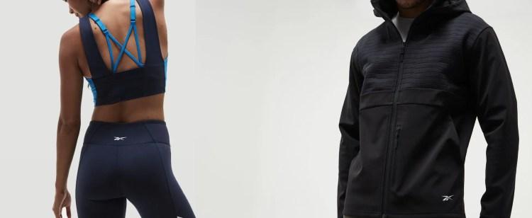 Reebok rebrand apparel