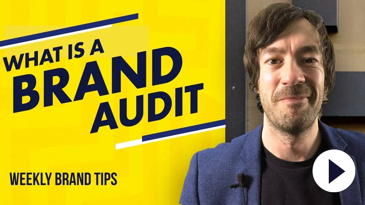 What is a brand audit