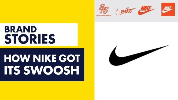 Nike Logo History - Where Did The Swoosh Come From?