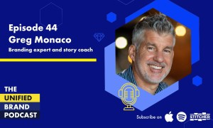 Creating an unforgettable brand and a bullseye audience With Greg Monaco branding expert, and story coach