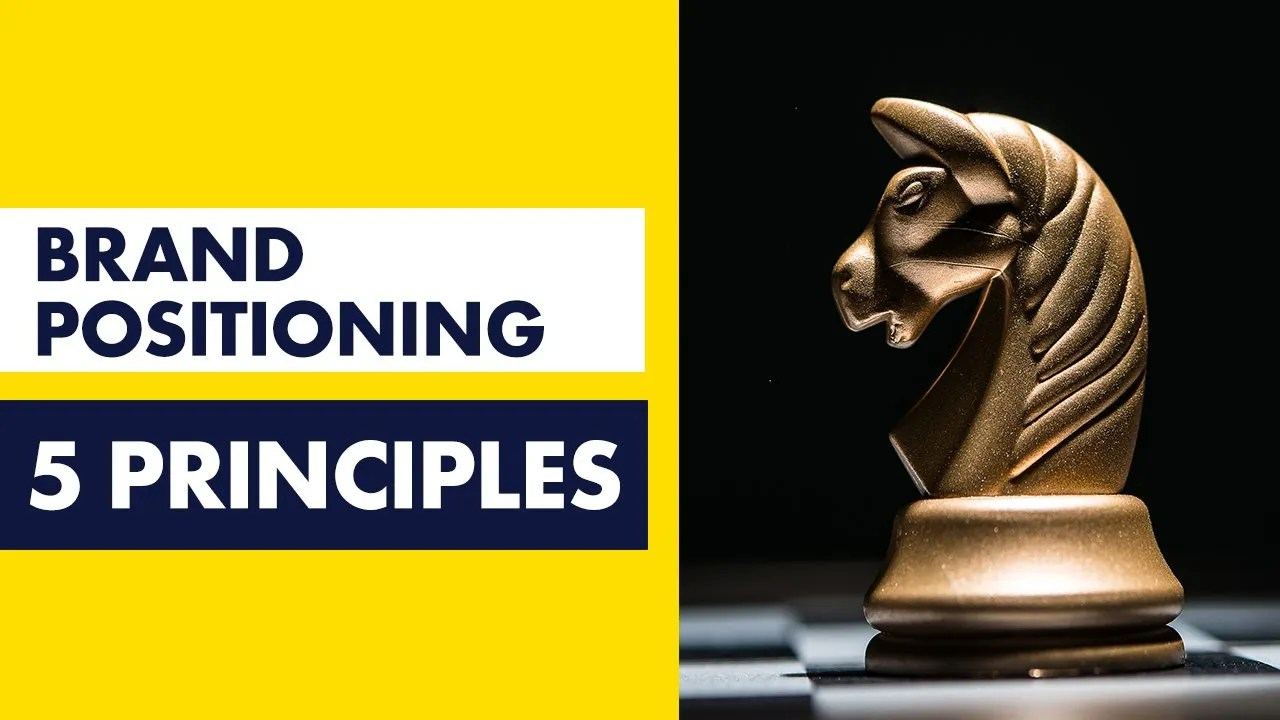 Brand Positioning Principles - 5 Concepts to Help Position Your Brand