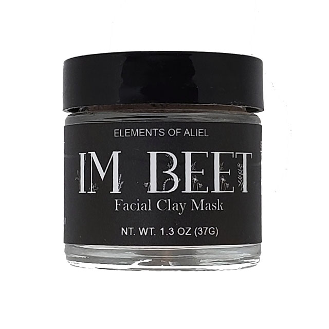 Elements of Aliel I'm Beet Clay Mask