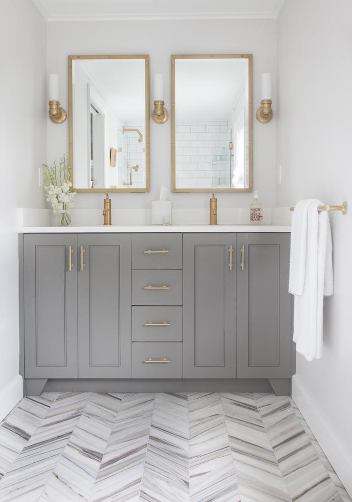 Epic Bathroom vanity paint color