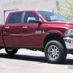 Dodge Ram 2500 Wheels Custom Rim And Tire Packages