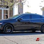 Chevrolet Malibu Wheels Custom Rim And Tire Packages