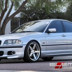 Bmw 3 Series Wheels Custom Rim And Tire Packages