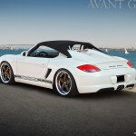 Porsche Boxster Wheels Custom Rim And Tire Packages