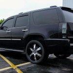 Gmc Yukon Wheels Custom Rim And Tire Packages