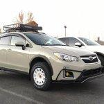 Subaru Crosstrek Wheels Custom Rim And Tire Packages