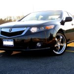 Acura Tsx Wheels Custom Rim And Tire Packages