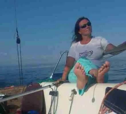 Il viaggio di Roc Nére II in Croazia