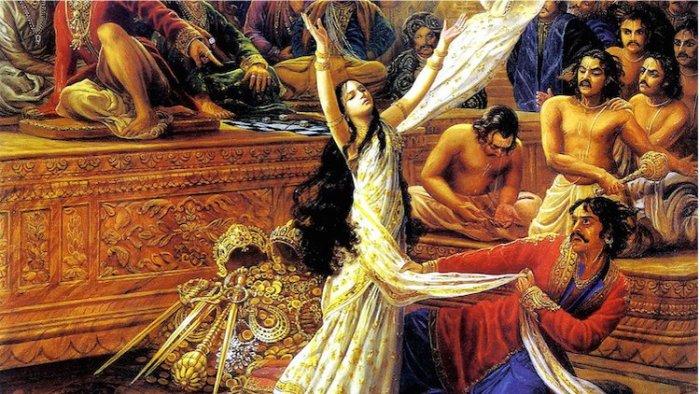 Mahabharata, le similitudini dell'amore