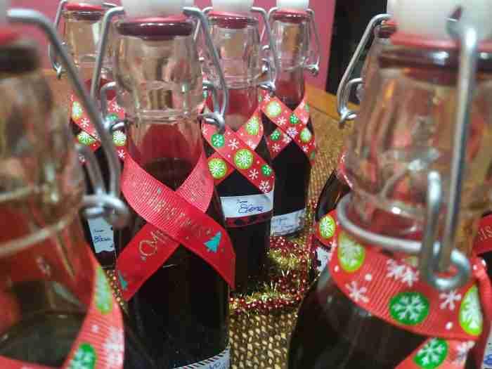 Il liquorizio di Natale