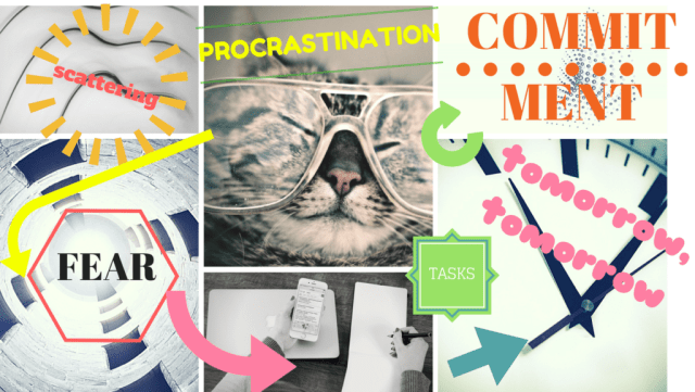 Procrastination and how it works.