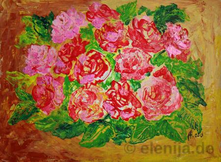 Rosensommer, von Elenija