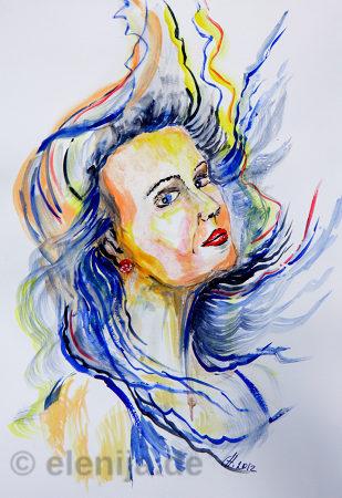 Wind, von Elenija