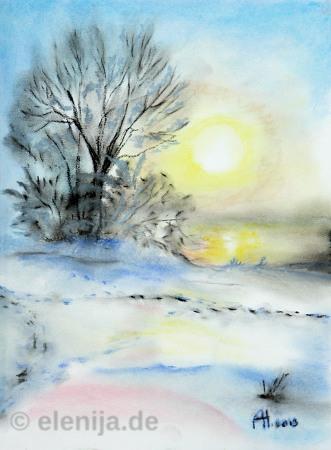 Frost, von Elenija